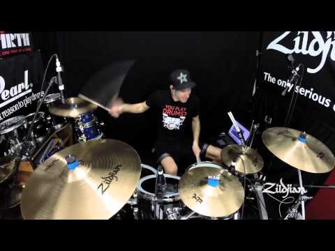 Zildjian ZBT/ZHT Covers with Casey Cooper - Rock - ZBT