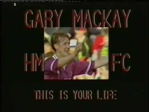 Gary McKay This is your life - Hearts Fc