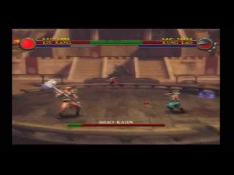 Mortal Kombat Shaolin Monks Part 31