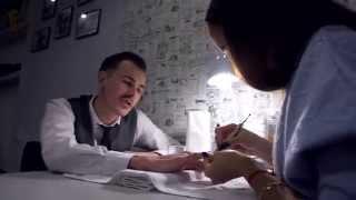 Мужской маникюр в Барбершопе
