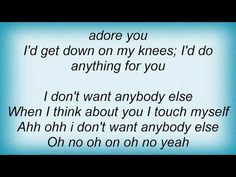 Blondie - I Touch Myself Lyrics