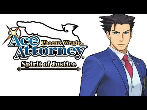 Phoenix Wright: Spirit of Justice - Android Gameplay
