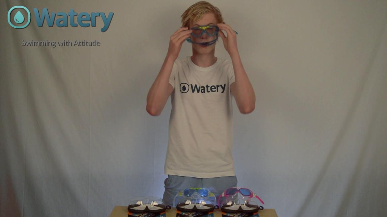 852092d4dff Aqua Sphere Vista Junior - Watery.dk - YouTube