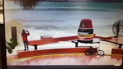 Southernmost point live webcam  bike guy