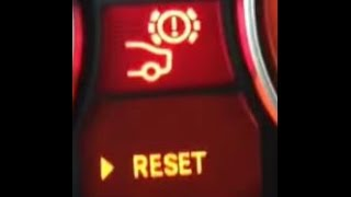 BMW Brake Light Reset Rear Brakes after Pad and Sensor Replacement Video