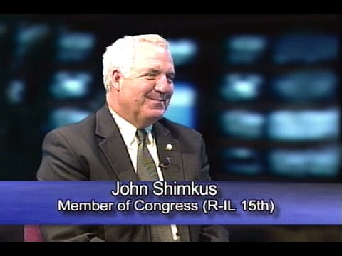 A Conversation with John Shimkus (R) - Member of Congress (IL-15) 5-26-15