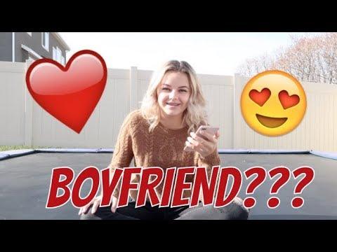 DO I HAVE A BOYFRIEND?   KESLEY JADE