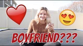 DO I HAVE A BOYFRIEND? | KESLEY JADE