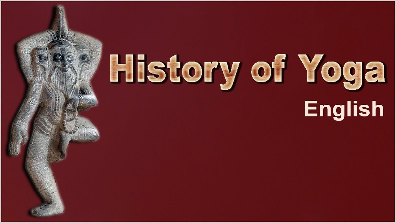 Film History of yoga 6000 year