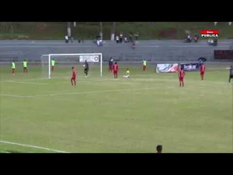 Gol de Arquero| Ruben Silva del Deportivo Carcha de Guatemala marca gol