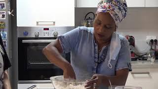 Эфиопская кухня Рецепт домашнего хлеба