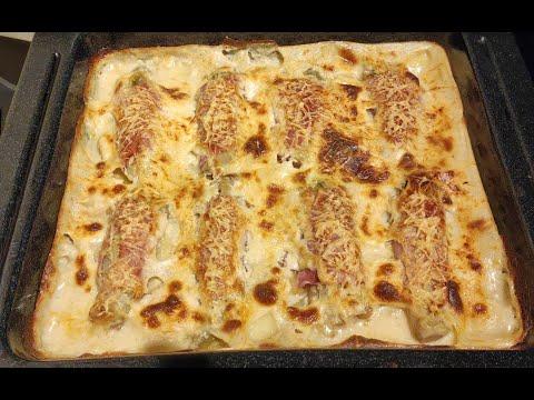 les-endives-au-jambon-gratinées-à-l'emmental