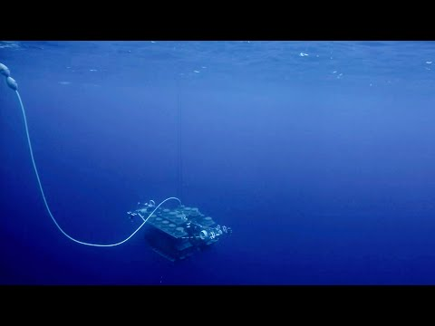 Mining The Deep Sea - Trailer