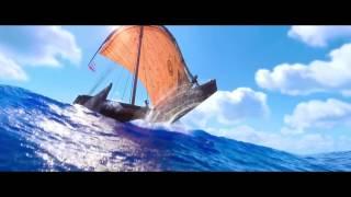 Моана (2016) - Русский трейлер мультфильма