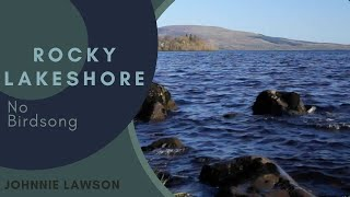 8 hours Nature Sounds Relaxation-Relaxing Lapping Water W/O Birds Singing-Sound of Water