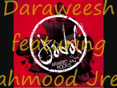 Arabic Rock band JadaL ft. Mahmood Jrere (DAM) - El Daraweesh with Rap