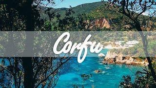 Невероятные пляжи Греции / Корфу || VLOG#20
