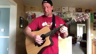 Old Dominion One Man Band Acoustic Cover by William Roache
