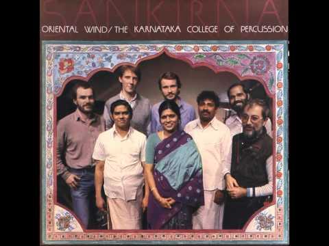 Oriental Wind / Karnataka College of Percussion - Bahagya