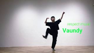 Vaundy -napori-を即興オドリさせてもらった【朝ごはんダンス番外編】