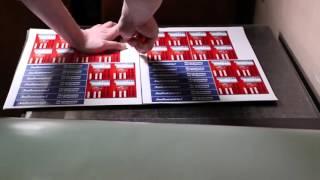 Изготовление магнитных закладок