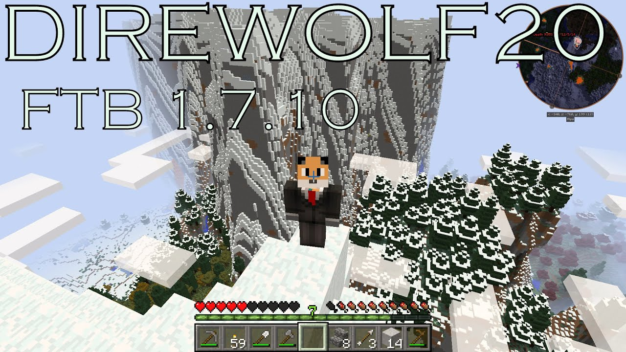how to add a world on direwolf20