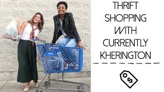 Come Thrifting With Us  |  What Kate Finds