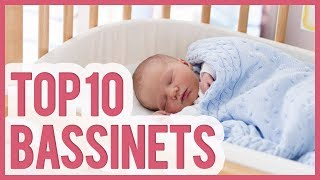 Best Bassinet 2019 – TOP 10 Baby Bassinets