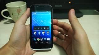 ZTE Grand X LTE T82 評測(國語)