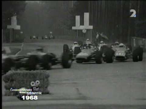 Jim Clark Tragedy in Hockenheim April 7.1968