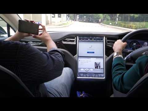 Tesla Model S in Malaysia