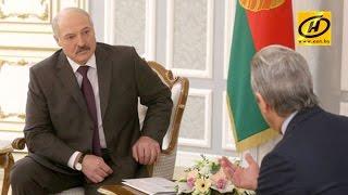 Александр Лукашенко встретился с представителем ПАСЕ Андреа Ригони