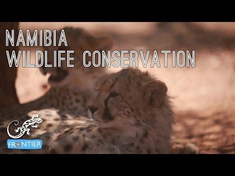Namibia Wildlife Conservation