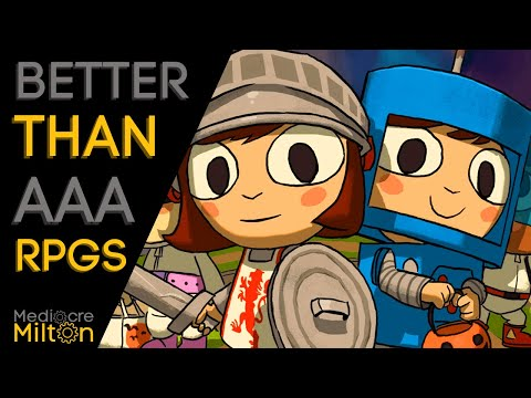 Why Costume Quest is Better Than Most New RPGs |