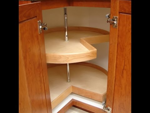 Kitchen fixes - Lazy Susan Cabinet issues - D I 2the Y
