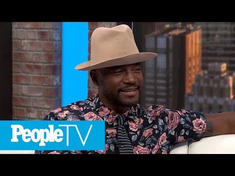Taye Diggs Says His Set It Up Costar Lucy Liu Was His 'Hall Pass' With Wife Idina Menzel  PeopleTV