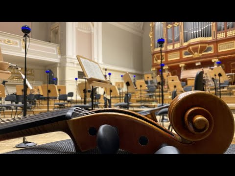 ZYLIA Philharmonic Orchestra Recordings Making of