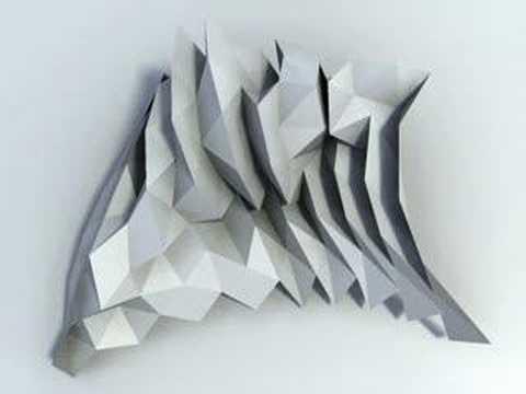 Folding Paper 05