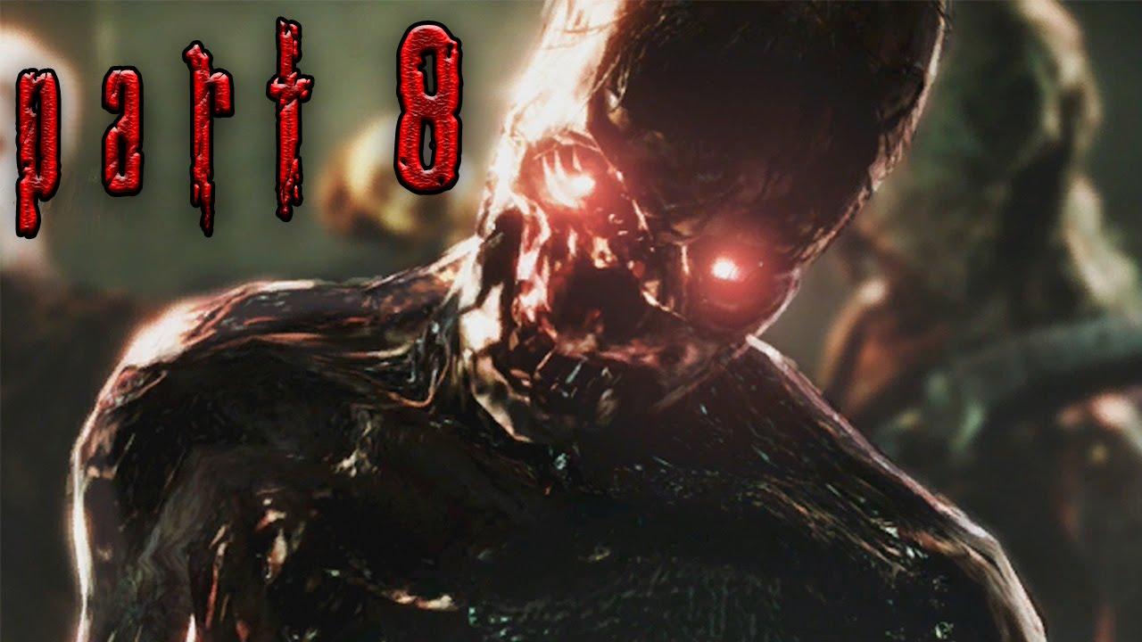 Resident Evil 6 Elicottero : Resident evil lets play part leon campaign chap