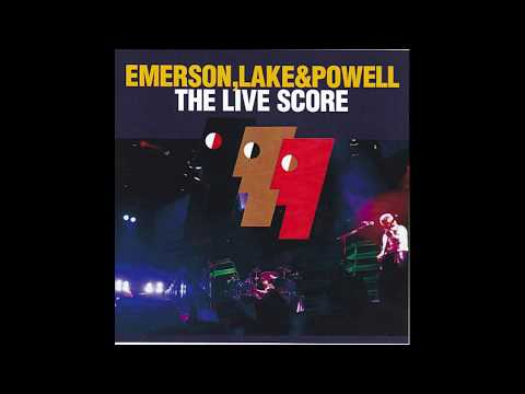 Emerson, Lake & Powell - 1986 - 09 - 13 - New Jersey, USA