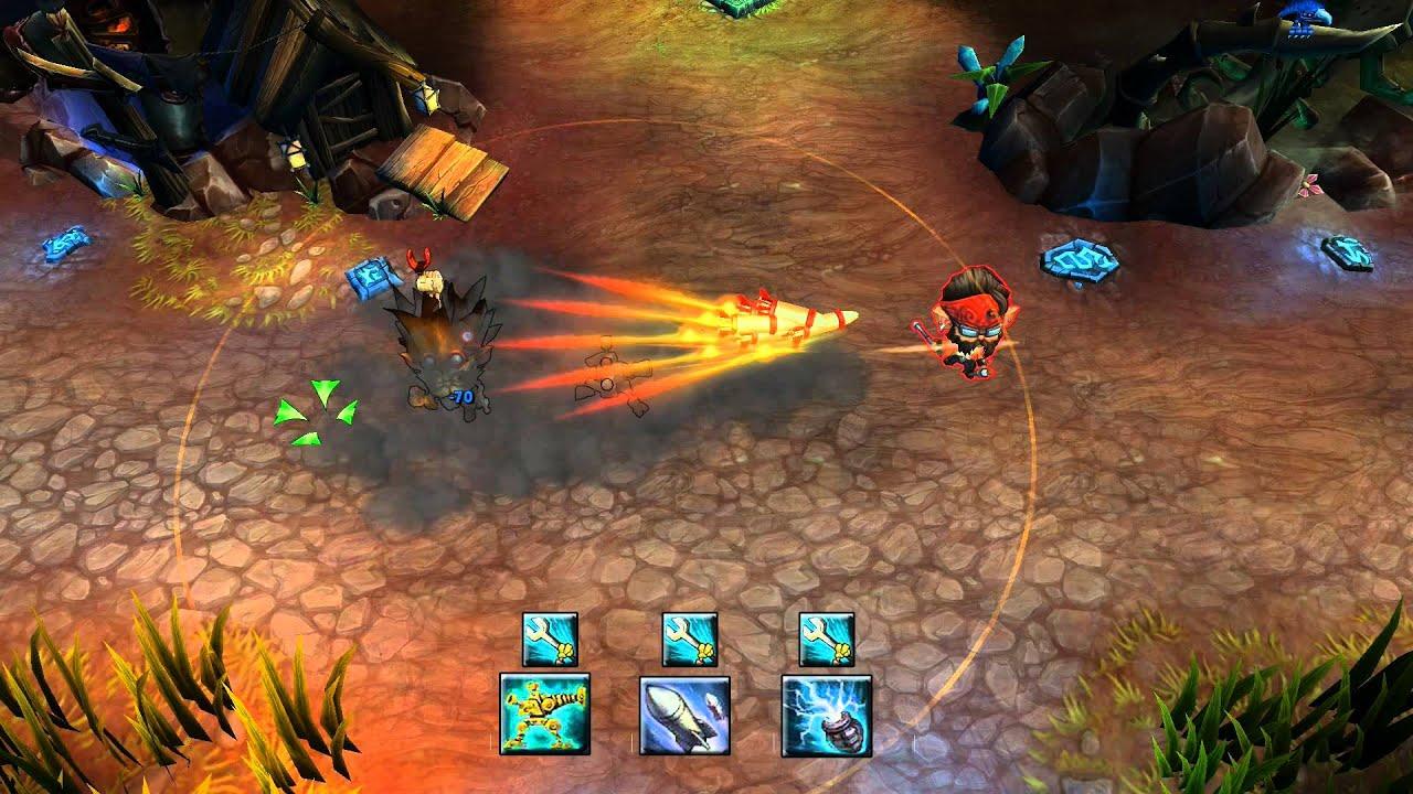 Heimerdinger  League of Legends Wiki  FANDOM powered by