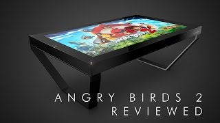 Angry Birds 2 - Game Review - on TableConnect 32""