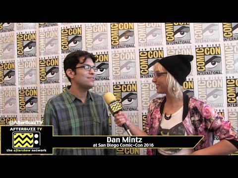 Dan Mintz Bob's Burgers at San Diego ComicCon 2016