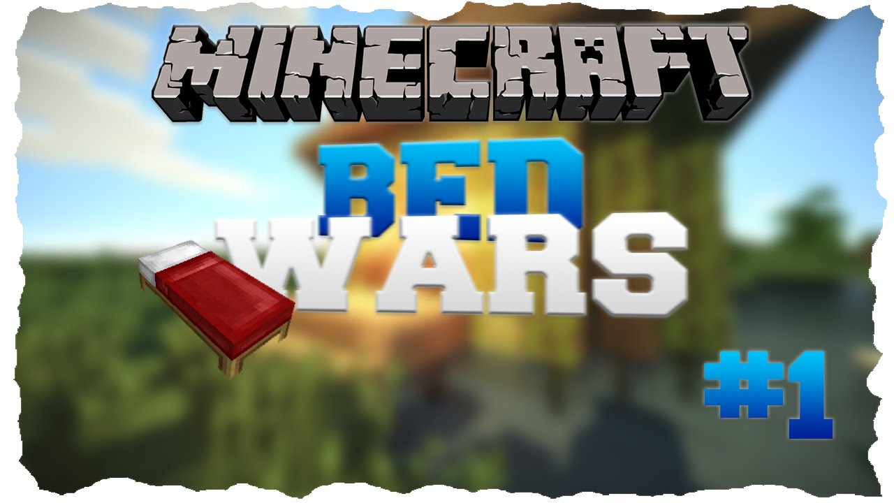 Minecraft Thumbnail Template Bedwars Youtube
