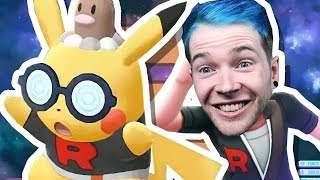 I JOINED TEAM ROCKET!! | Pokemon Let's Go Pikachu #4
