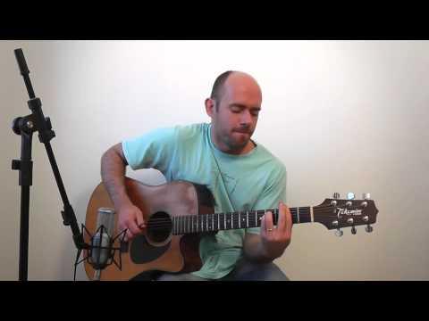 Cryin (Aerosmith) - Acoustic Guitar Solo (Violão Fingerstyle)
