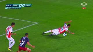 Resumen | Necaxa 3 - 3 Guadalajara | LIGA Bancomer MX - Clausura 2019 - Jornada 6
