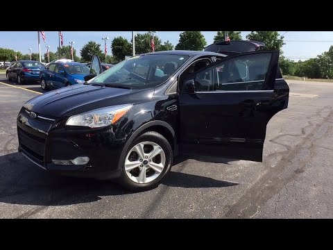 2016 Ford Escape Clarkston, Waterford, Lake Orion, Grand Blanc, Highland, MI UC70518A