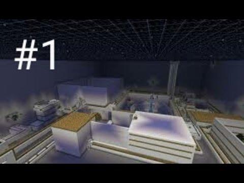 The Institution Part 1 (Minecraft Adventure Map)