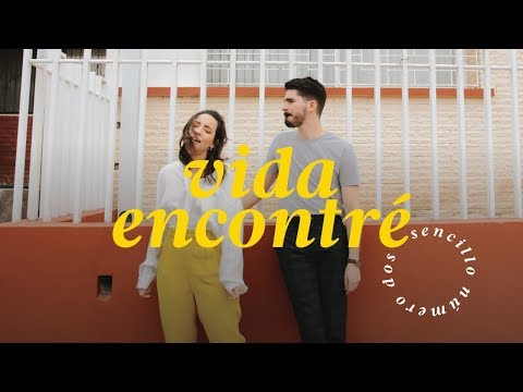 Majo y Dan - Vida Encontré (Videoclip Oficial)